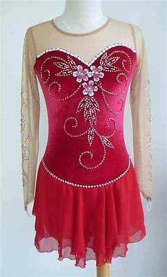 Kim Competition Ice Skating Dress Adult Medium