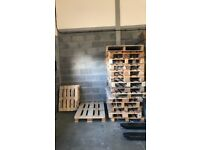 15 Wooden Pallets for sale