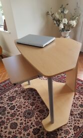 Students study desk. Omagh/ Dromore region