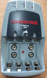 Battery Charger Uniross [AA & AAA Charger]