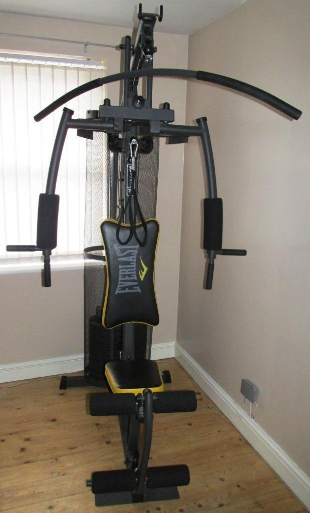 Everlast ev home multi gym ideal for working out the