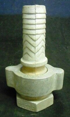 Boss Ground Joint (DIXON BOSS FEMALE FITTING, GROUND JOINT STEM, FEMALE SPUD, WING NUT, GB21, GB23)