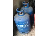15kg Calor Gas Bottle - amount of gas within not known