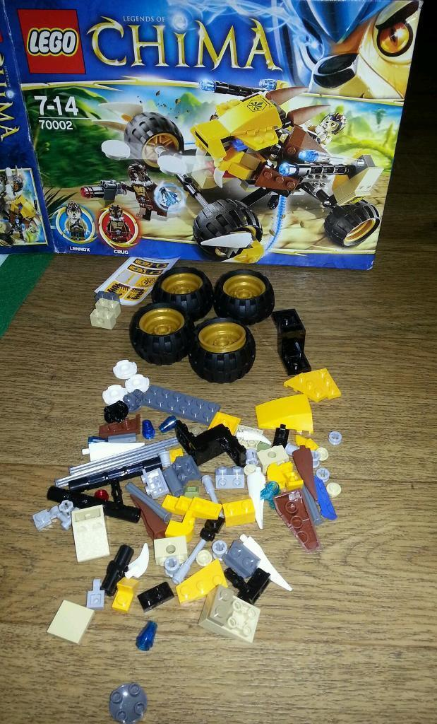 Lego Pieces Random Chima In Leicester Leicestershire