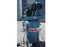 compressor clark 3phase heavy duty