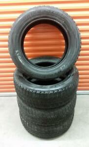 (H160) Pneus Hiver - Winter Tires 275-55-20 Bridgestone