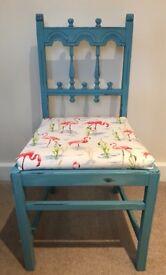 Original Ercol Shabby Chic Chair
