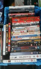 Lots of dvds for sale job lots or all