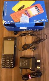 Nokia 206 Never Used condition