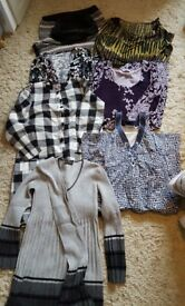 Job lot LADIES CLOTHES SIZE 12 All Good Quality 42 items