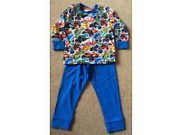 Boys Blaze PJs 2 - 3 Years - Brand New Without Tag