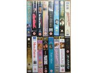 VHS Bundle - Mix [16 VHS videos]