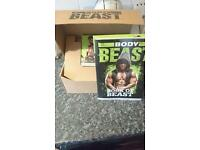 Body beast mens workout pack