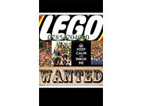 LEGO WANTED sets figures loses or boxed good price payed