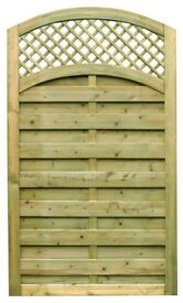 European fence panel,Neris Garden Gate fencing panel tanalised
