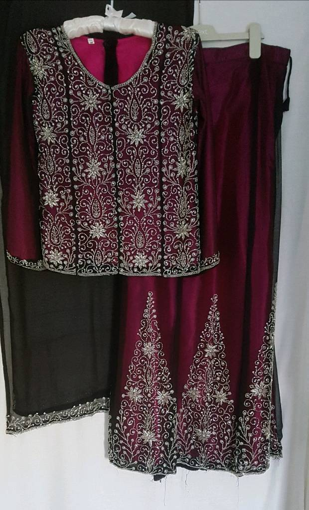 91d30a6e0ef63f Girls Occasion Indian Pakistani Blouse   Skirt