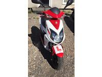 SYM Jet Moped