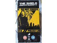 The Shield the complete series.