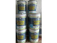 floor master Polyurethane Garage Floor Paint 20L Industrial factory paint
