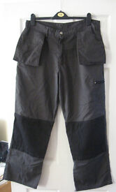 2 Pairs of Scruffs Workwear Trousers