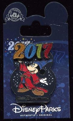 WDW Walt Disney World Sorcerer Mickey Mouse 2017 Disney Pin 119396