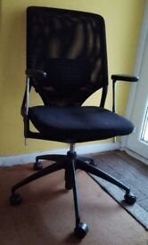 Adjustable Office Swivel Chairs