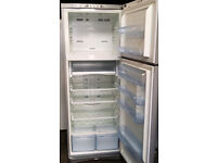 2m Tall, 70cm Wide, Silver INDESIT Frost Free F/F--Top Mounted!!!