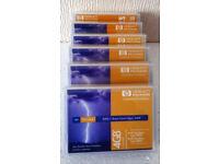 Hewlett Packard DDS-1 Data Cartridges