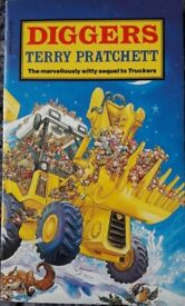 Diggers, Part of the Nome Trilogy By Terry Pratchett Books/book – post or collect