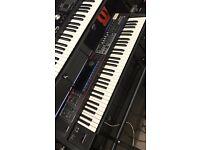 Brand New Shop Display Roland Juno Gi Keyboard