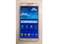 SAMSUNG GALAXY NOTE 3 WHITE UNLOCKED WITH RECEIPT