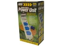 Maypole MP3765 Mobile Mains Power Unit, 230 V, 10 A