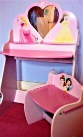 Disney Princess Dressing Table