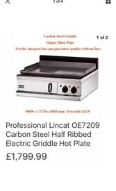 Catering counter top Hot Plate & stand also included BARGIN