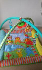 Mother Care baby play mat