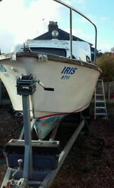 Freeman mk1 boat
