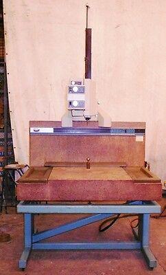 Bendix Cordax 1808 Vertical Arm Coordinate Measuring Machine Model 1808