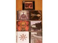 Heavy Metal /Rock CD's Biffy Clyro - Pantera