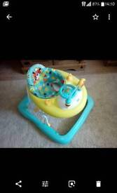 Baby Walker as new condition