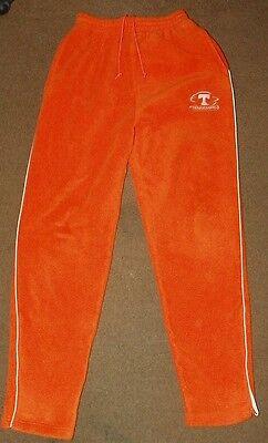 PRO EDGE Orange FLEECE PANTS Size S Small TENNESSEE VOLUNTEERS - Pro Fleece Athletic Pants