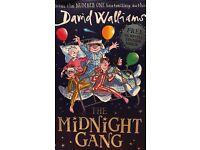 David Walliams- The Midnight Gang - Used Book