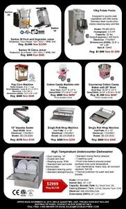 iFoodEquipment's BIGGEST SALE OF THE YEAR