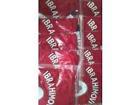 Football shirt wholesale Bulk all teams Arsenal Manchester United / City Chelsea Liverpool Joblot
