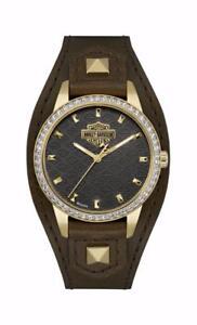 New Ladies Harly Davidson Watch 77L105