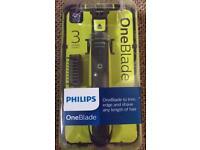 Philips OneBlade electric razor - BRAND NEW SEALED
