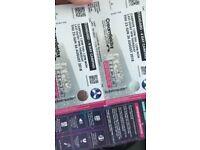 Creamfields Tickets - 4 Day Standard camping tickets (2x)