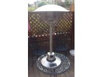 Patio Heater Table Top Style