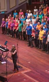 Join an Award Winning Choir, Sing in the City - Musselburgh