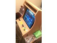 Mdf bartop arcade game machine jamma 2 player