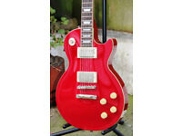 Epiphone Les Paul Std 2013 as new condition + gig bag